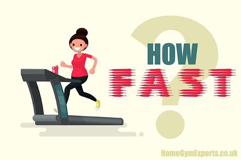 Treadmill: How fast should I run