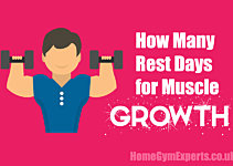 How Many Rest Days for Muscle Growth Do You Need?