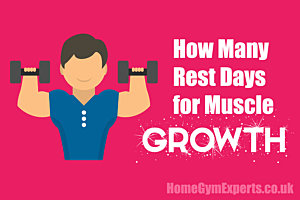 How many rest days for muscle growth