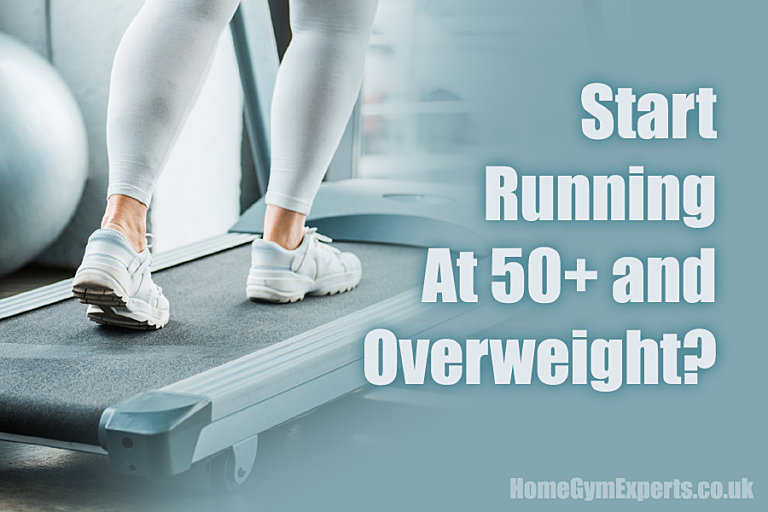 How to start running at 50 and overweight