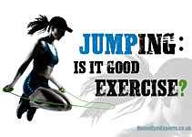 Is Jumping a Good Exercise to Get in Shape and Lose Weight?