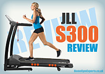JLL S300 Folding Treadmill Review: A Reliable Compact Running Machine?