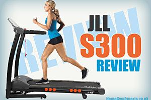 JLL S300 Treadmill Review