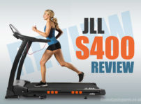 JLL S400 Folding Treadmill Review