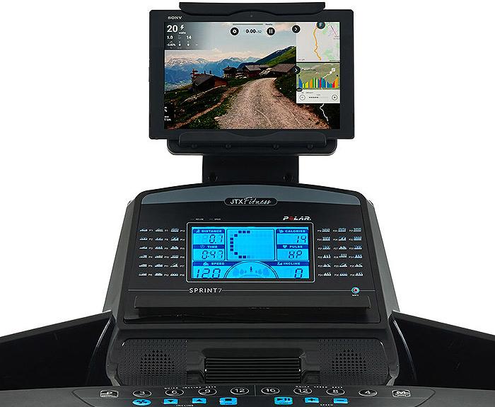 JTX Sprint 7 Display