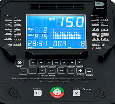 JTX Sprint 9 Display