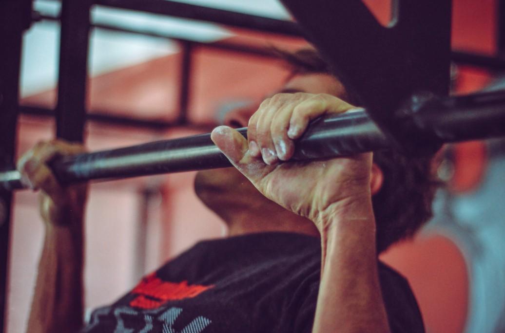 Make pull-ups easier