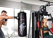 Why That Multi Gym With a Punching Bag Can Boost Your Training