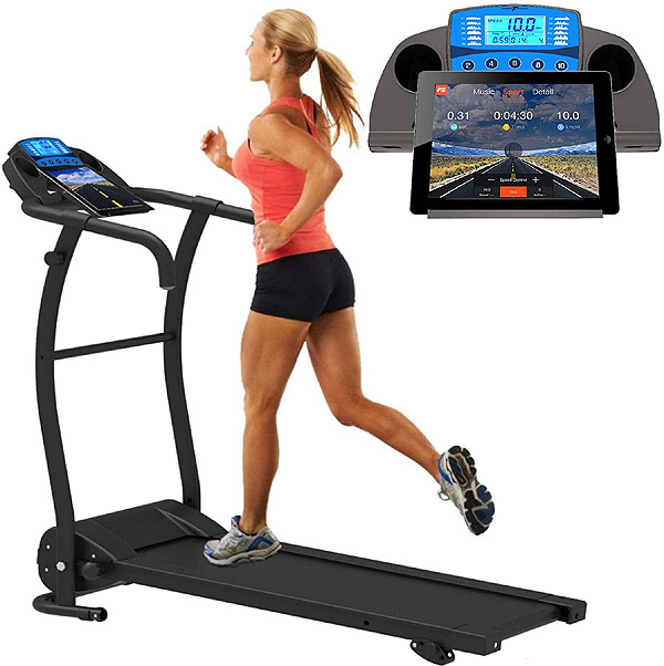 Nero Pro Folding Treadmill