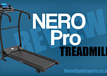 Bluetooth Nero Pro Treadmill Review