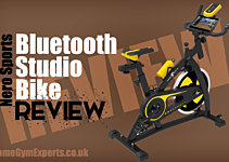 Nero Sports Bluetooth Exercise Bike Review