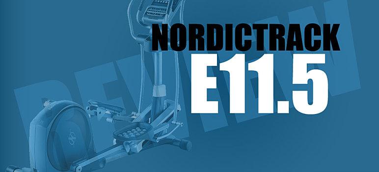 NordicTrack E11