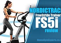 NordicTrack FreeStride Trainer FS5i Review
