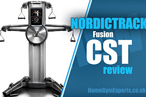NordicTrack Fusion CST review