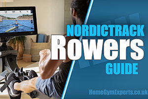 NordicTrack Rowers