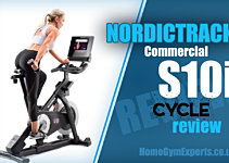 Nordictrack Commercial S10i Studio Cycle Review