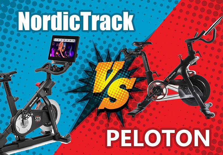 NordicTrack vs Peloton Bike