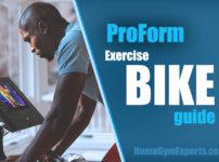 ProForm Exercise Bikes - A Good Choice For Home Gyms?