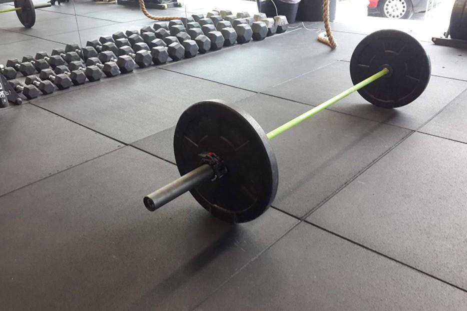 Rubber Gym Tiles