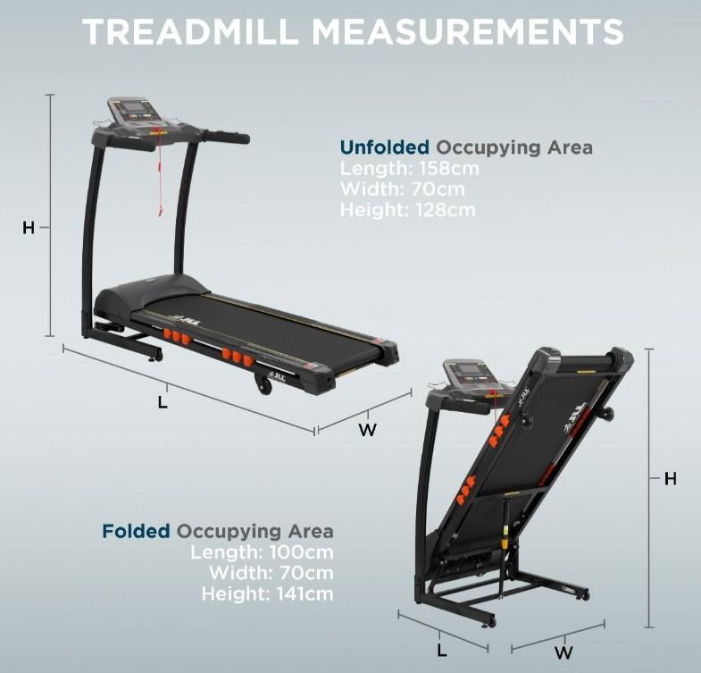 JLL S300 Treadmill