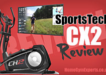 Sportstech CX2 Cross Trainer Review