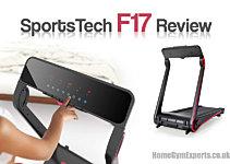 Sportstech F17 Treadmill Review
