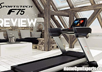 Sportstech F75 Treadmill Review: Is The Big Screen Running Machine Worth It?