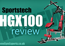 Sportstech HGX100 Review - Is this compact multi-gym worth a buy?
