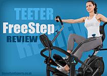 Teeter FreeStep LT1 - Recumbent Cross Trainer Review