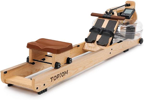 Topiom Wooden Rowing Machine