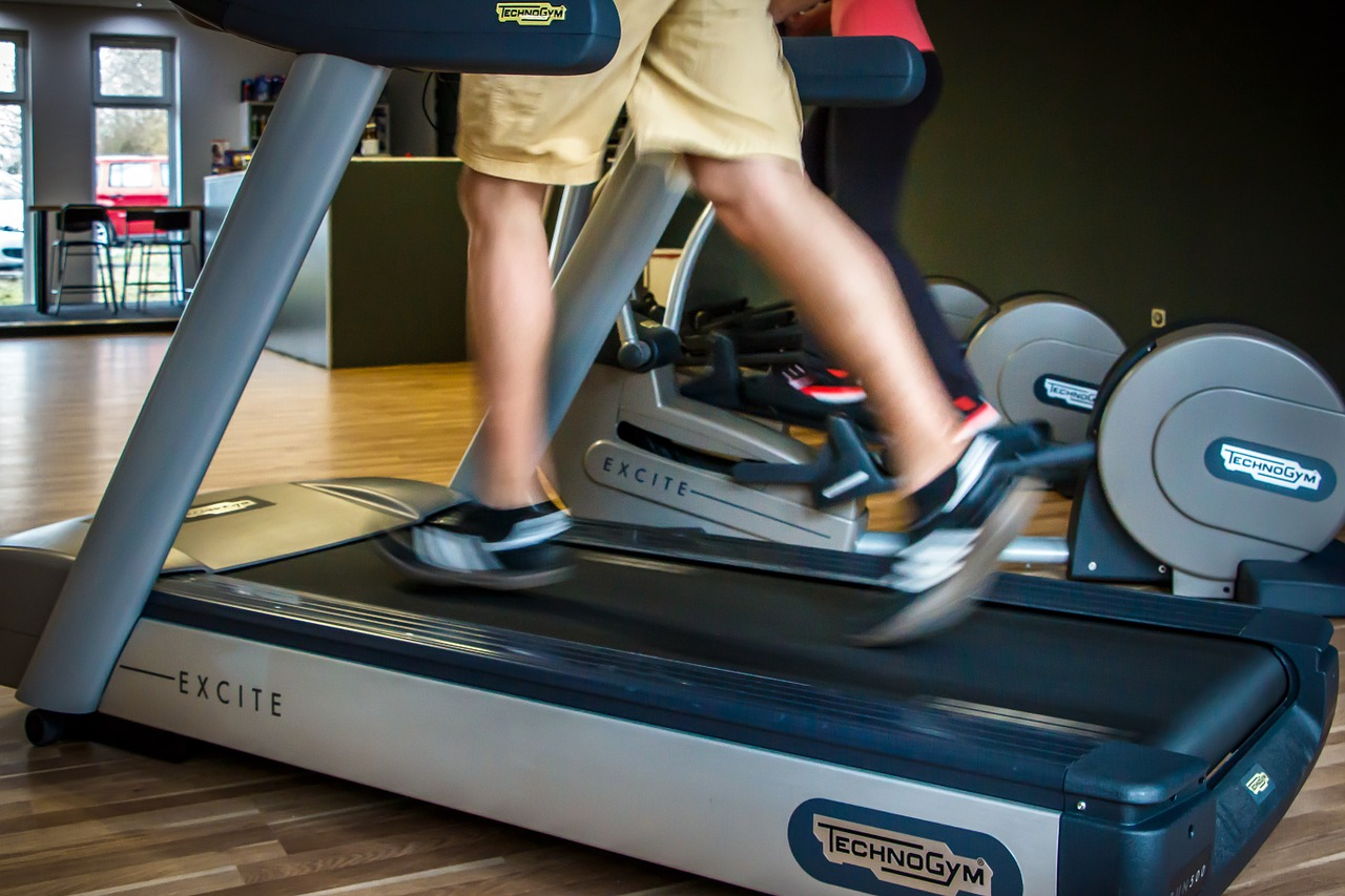 Lubricate your treadmill