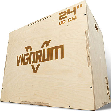 Vigorum Wooden Plyo Box