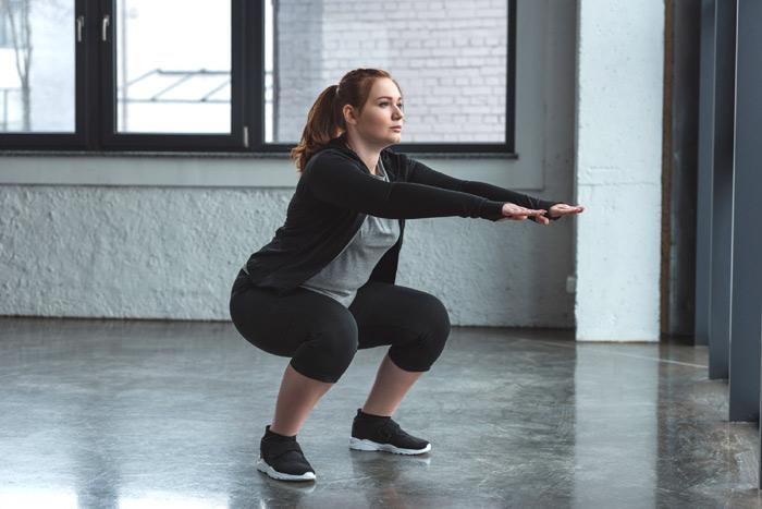 Why aren't squats good cardio?
