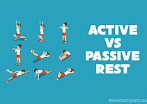 Master Active Rest Between Sets For More Efficient Workouts