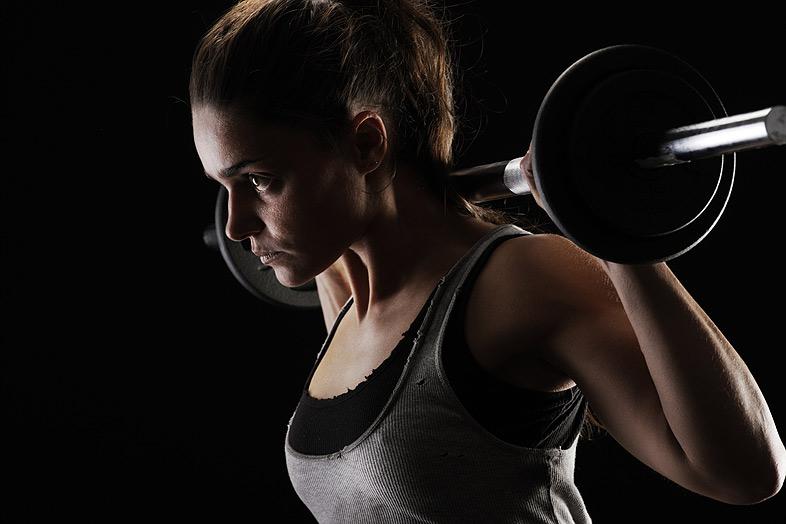 Weight lifting make you shorter