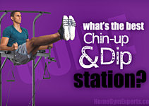 Power Tower Battle - What's the Best Dip and Chin-up Station in 2021?