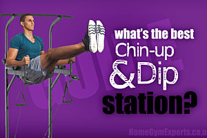 Best chin up and dip station