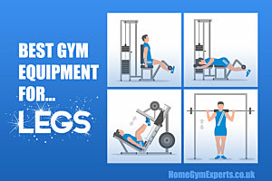 best gym equipment for legs