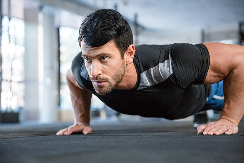 Bodyweight biceps