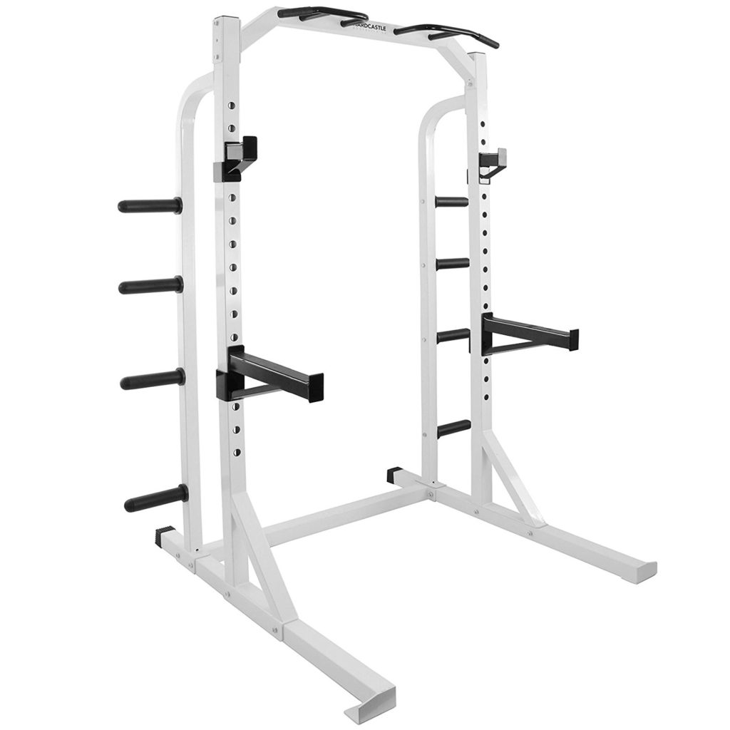 Top 5 Squat Cage With Pull-up Bar Machines 2018