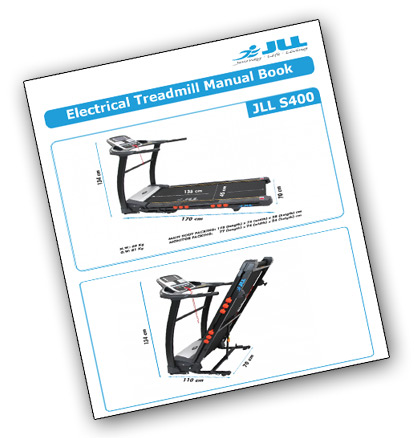 JLL S400 Manual