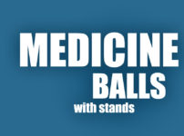 Adding a Medicine Ball & Stand to your Home Gym