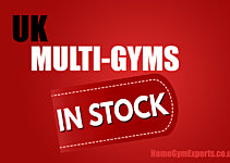 Best UK Stores that have Multi-Gyms in stock online