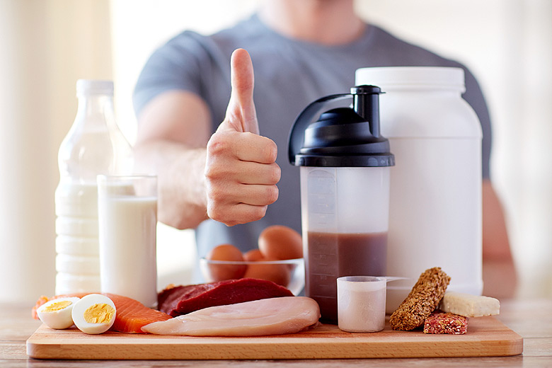 Protein foods biceps