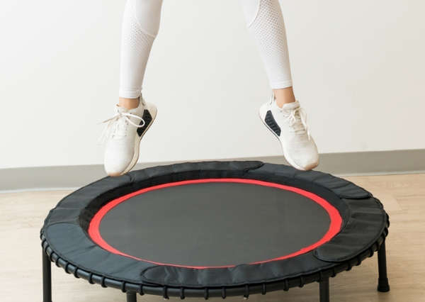 Rebounders for thighs