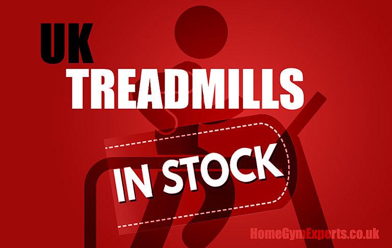 UK Treadmills in Stock