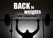 Getting Back Into Weight Training After a Long Break: The Right Way