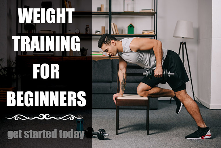 Weight Training for Beginners At Home